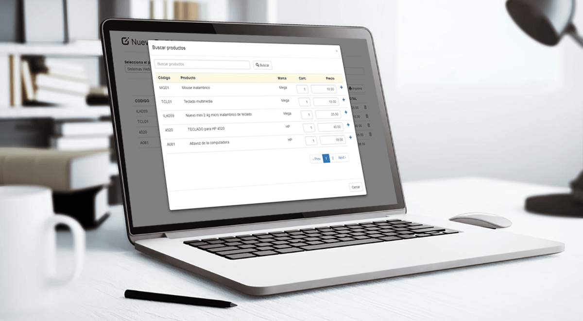 Sistema web de pedidos con PHP, MySQL y Bootstrap 3
